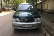 Cần bán xe Toyota Zace DX 2005, màu xanh giá 165 triệu tại Hà Nội