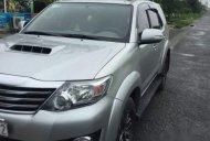Bán Toyota Fortuner sản xuất 2016, màu bạc, nhập khẩu xe gia đình giá 750 triệu tại Cà Mau