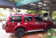 Bán Ford Everest 2008, màu đỏ, giá 355tr giá 355 triệu tại Ninh Bình