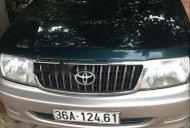 Cần bán gấp Toyota Zace GL đời 2004, xe nhập, một chủ xài từ đầu  giá 225 triệu tại Lâm Đồng