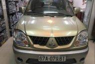 Bán Mitsubishi Jolie màu vàng cát, 8 chỗ ngồi, 2004 đăng ký 2005, xe còn rất đẹp như mới giá 225 triệu tại An Giang