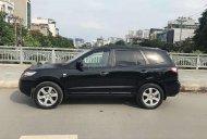 Bán Hyundai Santa Fe 2.2AT 2008, màu đen, nhập khẩu  giá 430 triệu tại Tuyên Quang