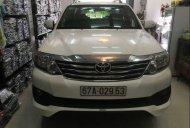Cần bán lại xe Toyota Fortuner năm 2014, màu trắng, giá chỉ 780 triệu giá 780 triệu tại An Giang