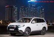 Bán ô tô Mitsubishi Outlander đời 2019, màu trắng, giá 807.5tr giá 808 triệu tại Quảng Nam
