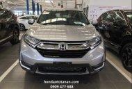 Bán xe Honda CR V đời 2019, màu bạc, nhập khẩu Thái Lan giá 1 tỷ 93 tr tại Long An
