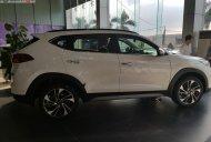 Bán ô tô Hyundai Tucson Turbo sản xuất 2019, màu trắng giá 904 triệu tại Bắc Giang