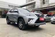 Bán Toyota Fortuner 2.7V 4x2 AT, sản xuất năm 2016, màu bạc giá 1 tỷ 50 tr tại Hà Nội