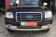 Bán ô tô Ford Everest năm sản xuất 2007 số sàn, máy dầu 1 cầu, màu đen giá 300 triệu tại Vĩnh Phúc