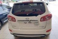 Bán Hyundai Santa Fe 2.0L đời 2011, màu trắng, nhập khẩu   giá 650 triệu tại Nghệ An