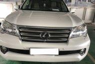 Bán Lexus GX460 Premium màu trắng/kem, sản xuất 12/2012 đăng ký 2013, nhập khẩu Mỹ giá 2 tỷ 650 tr tại Hà Nội