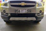 Cần bán Chevrolet Captiva 2009, màu bạc giá 320 triệu tại Tp.HCM