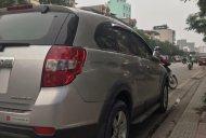 Bán Chevrolet Captiva LT 2.4 MT 2007, màu bạc giá 260 triệu tại Hà Nội