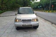 Bán Suzuki Vitara sản xuất năm 2004, màu vàng, số sàn 2 cầu giá 175 triệu tại Hà Nội