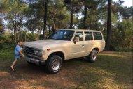 Bán Toyota Land Cruiser năm sản xuất 1980, màu trắng, giá 190tr giá 190 triệu tại TT - Huế