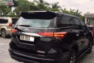 Bán ô tô Toyota Fortuner 2.7V 4x4 AT đời 2017, màu đen, nhập khẩu   giá 1 tỷ 180 tr tại Hà Nội