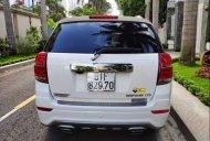 Bán ô tô Chevrolet Captiva Rew đời 2016, màu trắng, xe đúng 1 đời chủ giá 695 triệu tại Tp.HCM