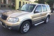 Chính chủ bán xe Ford Escape đời 2004, màu vàng, xe nhập giá 195 triệu tại Đà Nẵng