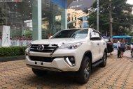 Bán Toyota Fortuner 2.5G AT sản xuất 2019, màu trắng giá 1 tỷ 53 tr tại Hà Nội