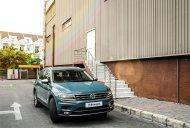 Bán xe Volkswagen Tiguan Luxury năm sản xuất 2018, màu xanh lam, xe nhập giá 1 tỷ 849 tr tại Tp.HCM