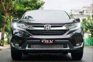 Bán Honda CR V G đời 2019, màu đen, nhập khẩu giá 1 tỷ 23 tr tại Tp.HCM