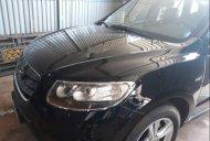 Bán gấp Hyundai Santa Fe 2009, màu đen, nhập khẩu   giá 602 triệu tại Đắk Lắk