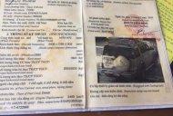 Bán xe Everest 2.5 2008, máy dầu, số tay, màu ghi vàng giá 380 triệu tại Nghệ An