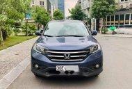 Cần bán xe Honda CR V 2.4AT 2014, màu xanh tím giá 770 triệu tại Hà Nội