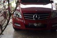 Bán Mercedes GLK 2010, màu đỏ, Đk 2011 giá 650 triệu tại Hà Nội