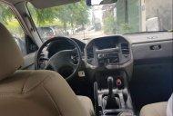 Cần bán gấp Mitsubishi Pajero đời 2005, màu bạc, nhập khẩu, xe còn rất đẹp giá 220 triệu tại Hà Nội