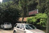 Bán Ford Escape XLT 2.3L 4x4 AT đời 2012, màu bạc chính chủ giá 495 triệu tại Hà Nội