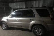 Bán Ford Escape năm 2010, nhập khẩu, xe chất lượng tốt giá 420 triệu tại Hà Nội
