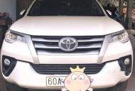 Bán Toyota Fortuner năm 2017, màu trắng, đăng kí chính chủ giá 975 triệu tại Đồng Nai
