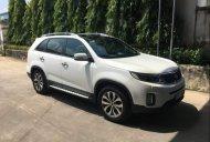 Bán xe Kia Sorento 2016, màu trắng, full option giá 650 triệu tại Bình Phước
