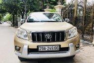 Bán Toyota Prado 2.7 TXL năm 2011, màu vàng giá 1 tỷ 250 tr tại Hà Nội