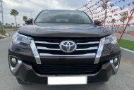 Bán Toyota Fortuner 2.7V 2017, màu nâu, trả góp đưa trước từ 300tr nhận xe giá 1 tỷ 25 tr tại Tp.HCM