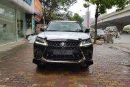 Bán ô tô Lexus LX 570 Black Edition S năm 2019, màu đen, nhập khẩu giá 9 tỷ 500 tr tại Hà Nội