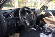 Bán xe Mitsubishi Pajero Sport 2.4 đời 2019, màu đen, nhập khẩu chính hãng giá 980 triệu tại Quảng Nam