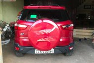 Cần bán lại xe Ford EcoSport Titanium sản xuất 2017, màu đỏ ít sử dụng giá 535 triệu tại BR-Vũng Tàu