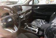 Bán xe Hyundai Santa Fe 2019, màu trắng, máy xăng new 100% giá 1 tỷ tại Tp.HCM
