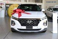 Bán Hyundai Santa Fe 2019 mới - Chỉ cần đưa trước 400tr lấy xe giá 1 tỷ 170 tr tại Tp.HCM