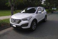 Cần bán Hyundai Santa Fe năm 2015, màu trắng, giá tốt giá 790 triệu tại Tp.HCM