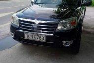 Cần bán xe cũ Ford Everest Limited sản xuất 2010, màu đen giá 430 triệu tại Thái Bình