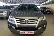Bán Toyota Fortuner 2.4G, màu xám (ghi), nhập khẩu nguyên chiếc giá 1 tỷ 35 tr tại Tp.HCM