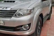 Cần bán Toyota Fortuner năm sản xuất 2016, màu bạc còn mới giá 858 triệu tại An Giang