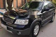 Cần bán Ford Escape đời 2004, màu đen giá 190 triệu tại Tp.HCM