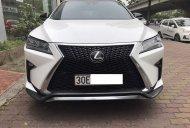 Bán Lexus RX fsport sản xuất 2016, màu trắng, nhập khẩu Mỹ 1 chủ từ đầu giá 3 tỷ 590 tr tại Hà Nội