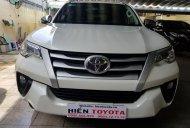 Bán Toyota Fortuner 2.4G đời 2017, màu trắng, xe nhập giá 980 triệu tại Tp.HCM