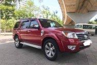 Chính chủ bán xe Ford Everest năm 2011, màu đỏ giá 500 triệu tại Đà Nẵng