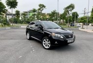 Bán Lexus RX 350 sản xuất 2009, màu đen, nhập khẩu giá 1 tỷ 369 tr tại Hà Nội