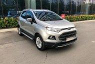 Chính chủ bán Ford EcoSport Titanium 2017, màu xám (ghi), mới chạy 9000km giá 505 triệu tại Tp.HCM